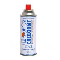 Газ для портативных горелок с цанговым зажимом 220гр